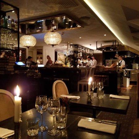 Restaurant Atelier I Hotel Pigalle-bild