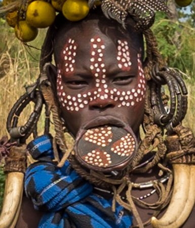Boundless Ethiopia Tours: Omo River Tribes (Mursi)