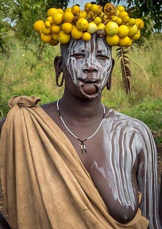 Boundless Ethiopia Tours: Ono River Tribes (Mursi)