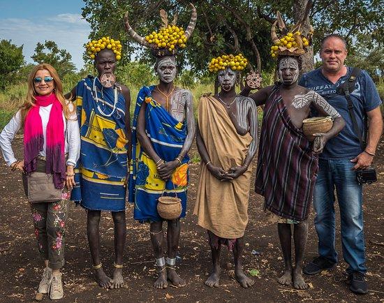 Boundless Ethiopia Tours: Omo River Tribes (Mursi Tribe)