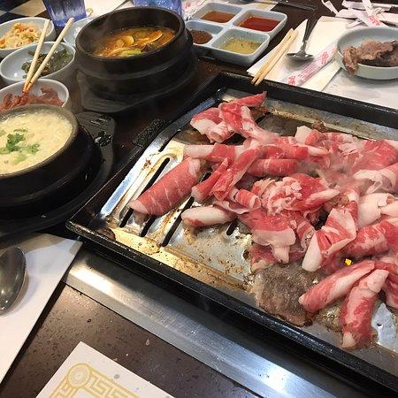 Authentic Korean BBQ