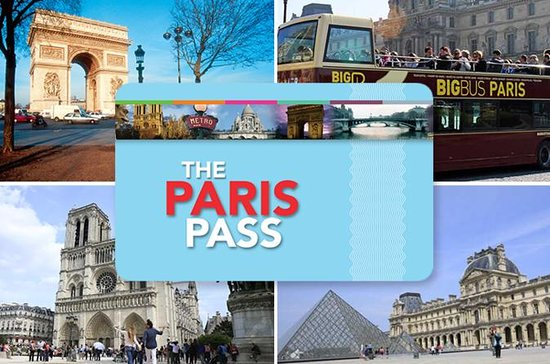 Paris Pass comprendente tour in