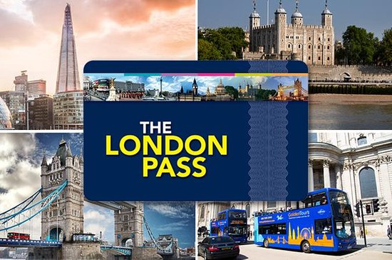 London Pass Including Hop-On Hop-Off...