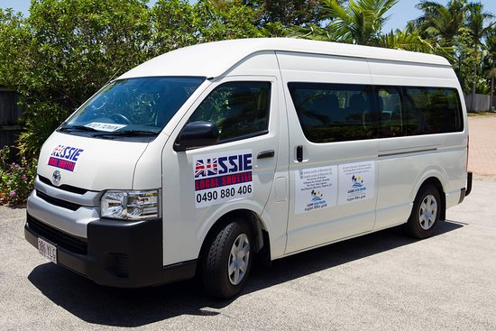 Aussie Local Shuttle Port Douglas