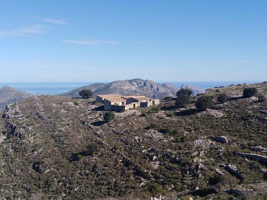 Bilde fra La Vall de Laguar