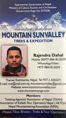 Mountain Sun valley Treks & Expedition