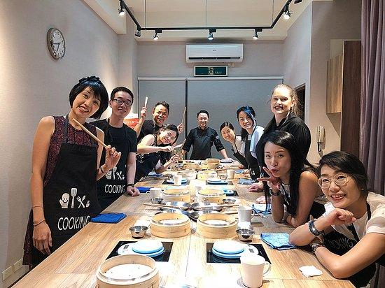 Taiwan Cooking 101 School