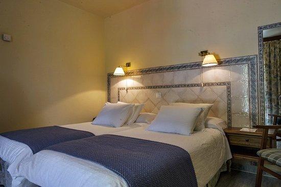 Alceda, Hiszpania: Guest room