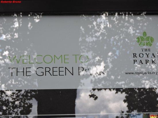 Green Park: Benvenuti!