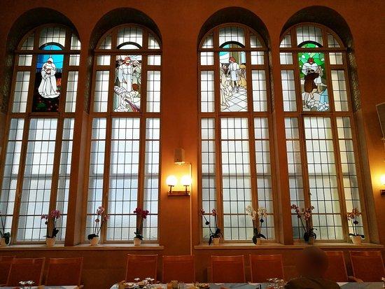 Arthur Hotel: Banquet hall
