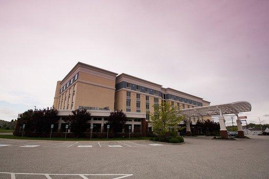 Barboursville, Δυτική Βιρτζίνια: Exterior