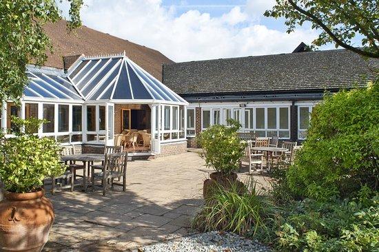 Wrotham Heath, UK: Property amenity
