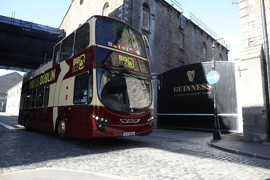 ‪Big Bus Dublin‬
