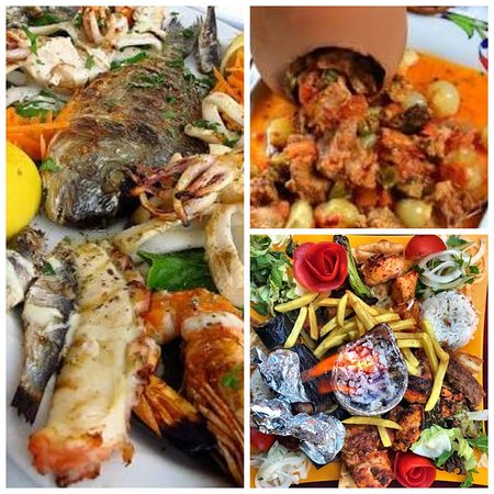 Antiochland Fish & Meat House