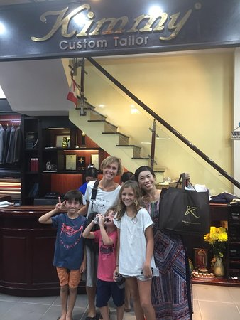 Kimmy Custom Tailor Photo