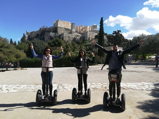 ‪Athens City Segway Tours‬