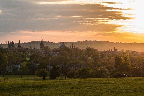 Oxford landscape form South Park