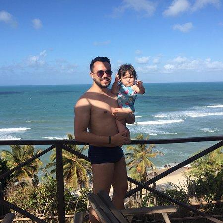 Local belíssimo! Linda praia com vista belíssima do Chapadão para Praia do Amor. Amamos esse passeio...😍😍😍😍😍😍