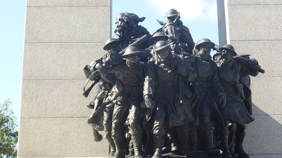 National War Memorial, Ottawa, Ontario
