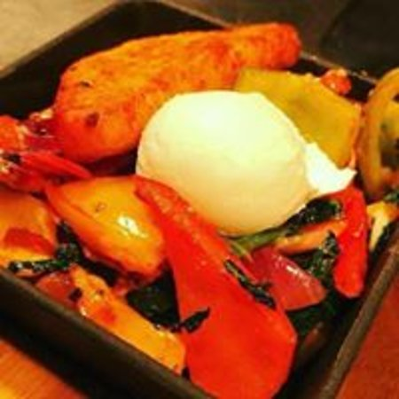The Wentworth Arms: Breakfast Skillet