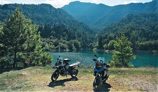 Corinthia Region, Yunanistan: Lake Tsivlos