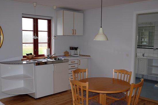 Kvistgaard, Danmark: Kitchen Area
