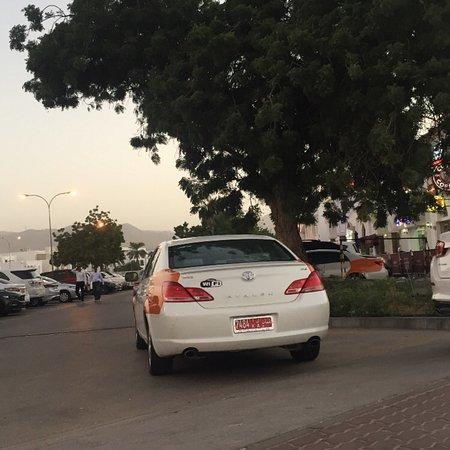Muttrah, Oman: Taxi
