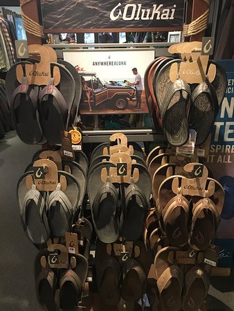 Crystal Lake Adventure Sports: We carry the best shoes and flip flops from OLUKAI This brand is incredibly comfortable and molds to your feet!