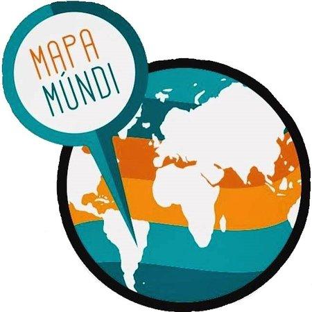 Mapa-Múndi | Blog de Viagem