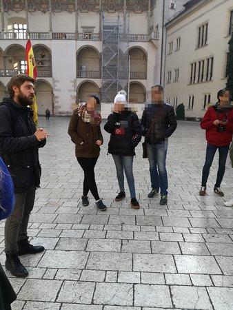 Krakow Free Walkative Tour: Tour con Mario