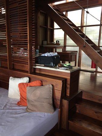 Granada, Nicaragua: Our casita at Jicaro Ecolodge