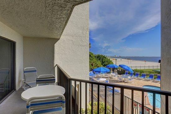 Living Area - Picture of Caprice Resort, St. Pete Beach - Tripadvisor