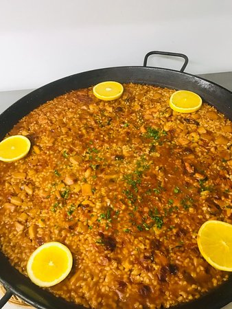 Montornes del Valles, Испания: Masia-restaurant Can Oliver