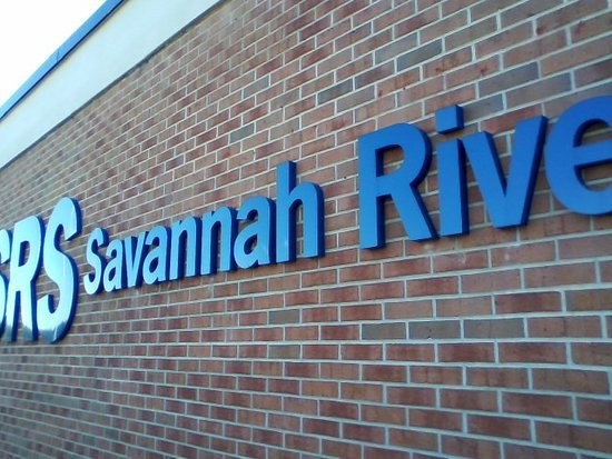 Aiken, SC: The badge office at the Savannah River Site