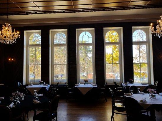 The Crystal Dining Room صورة فوتوغرافية