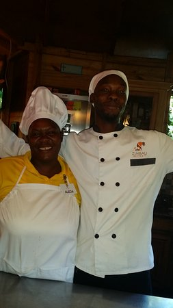 Zimbali's Mountain Cooking Studio: Our chefs!