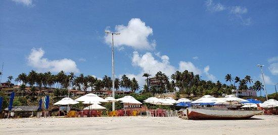 Bilde fra Barra do Cunhau