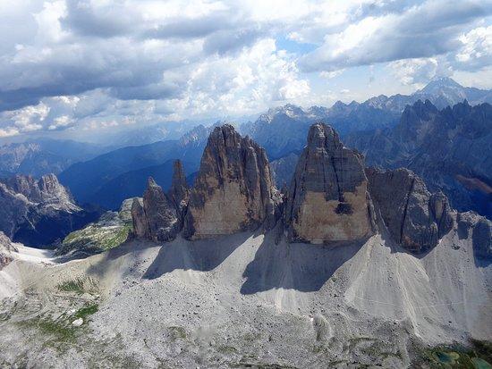 Bilde fra Trentino Dolomites