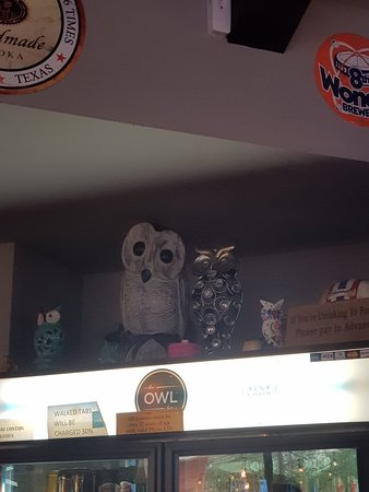 The Owl Bar