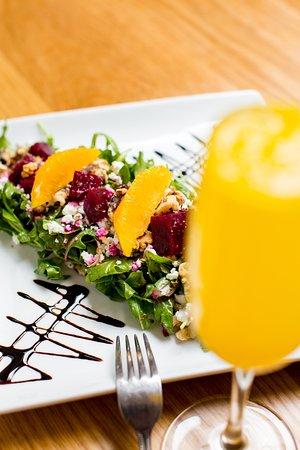 Beautiful beet salad