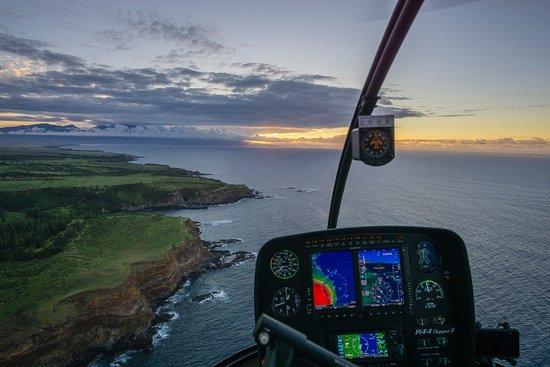 Kahului, HI: Maui Helicopter Discovory Flight
