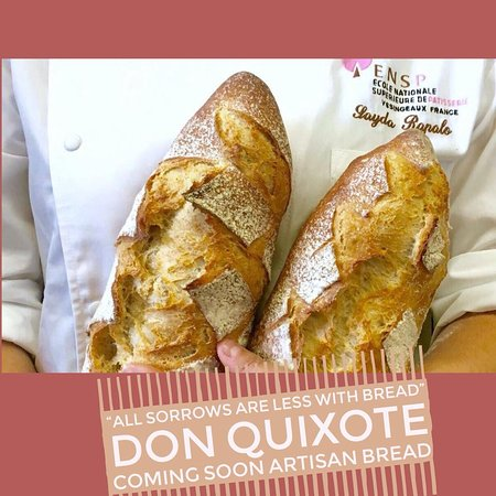 Richland Hills, TX: Bread,bread!