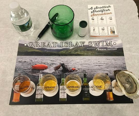 Loon Mountain Resort: One of the highlights of going to the New Hampshire Highland Games and Festival is the Laphroaig scotch tasting with Simon Brooking