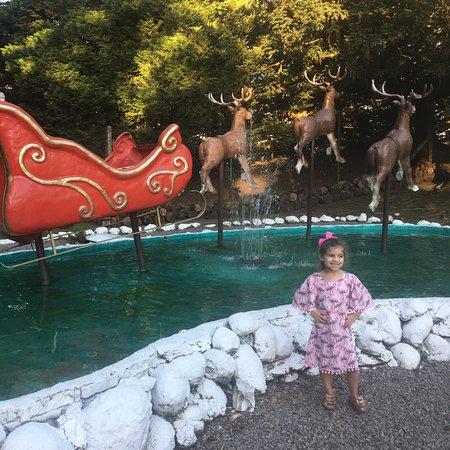 Aldeia do Papai Noel Foto