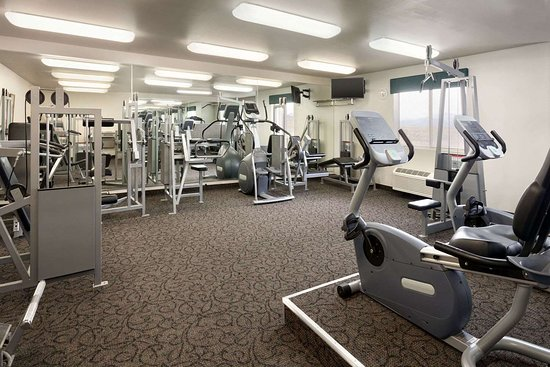 Milford, UT: Health club