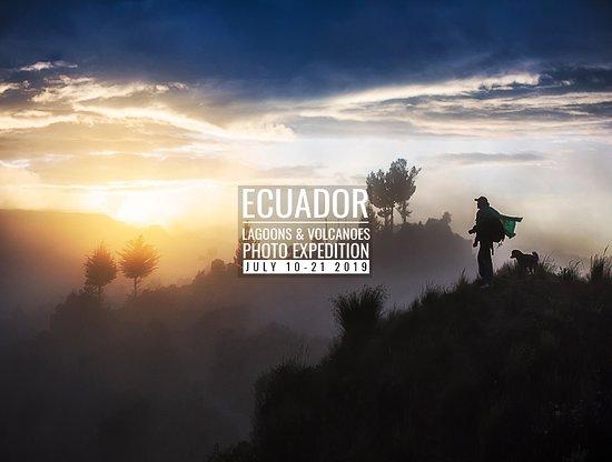 Quilotoa Photo