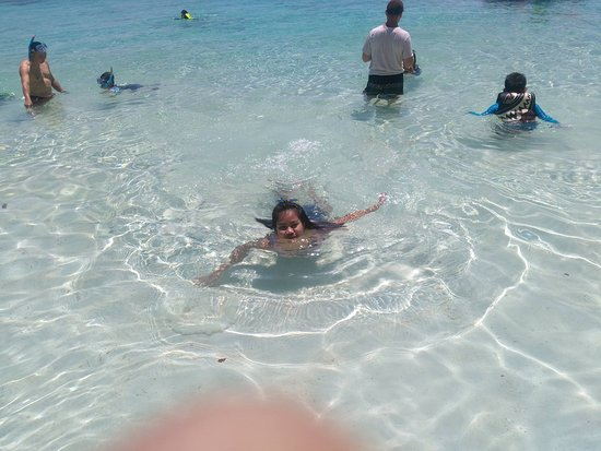 One day trip at Koh Rok ( clear water )