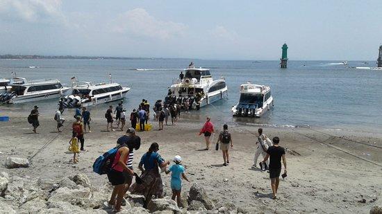 Bali Quality Tour : Fast boat to Lembongan