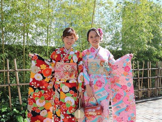 Kimono Rental Asakusa Aiwafuku Shop 2