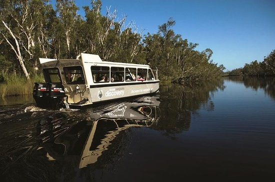 Crucero Noosa Everglades Serenity